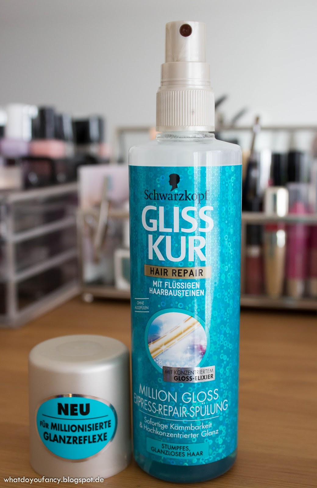 Schwarzkopf Gliss Kur Million Gloss Express-Repair-Spülung, 200 ml, 1,95 €