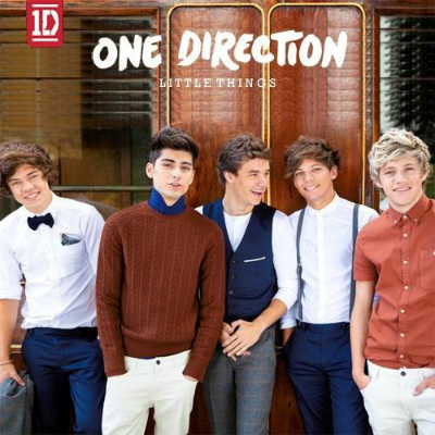 (One Direction) Little Things   Vit Cover
