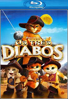 Gato De Botas Os Três Diablos   Dual Áudio   BluRay 720p