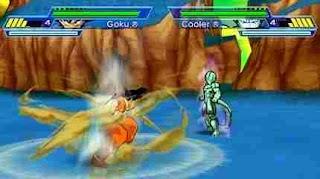 Baixar Dragon Ball Z Shin Budokai 2 PSP