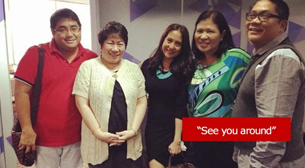 Jolina Magdangal moves out of GMA7