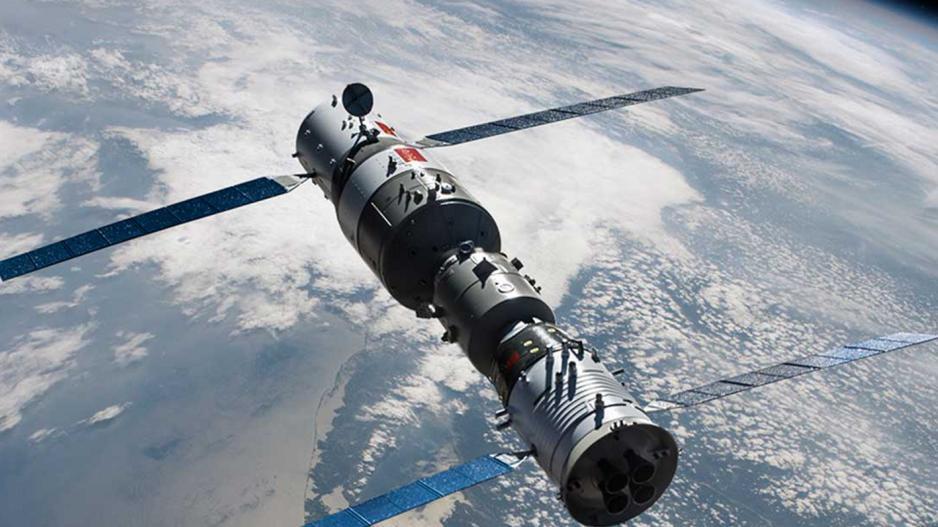 Παγκόσμια αγωνία: Πού θα συντριβεί ο διαστημικός σταθμός 8,5 τόνων;