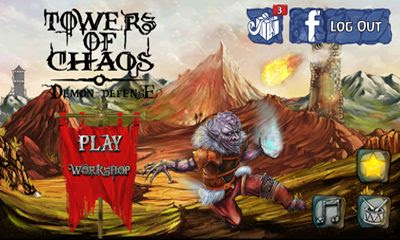 free download games Towers of Chaos- Demon Defense v1.0.1  APK Android