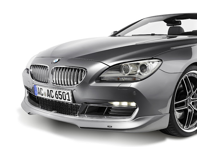 2012 AC Schnitzer BMW 650i Cabriolet