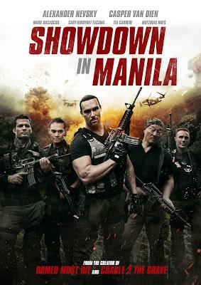 Showdown In Manila 2016 DVD R1 NTSC Spanish