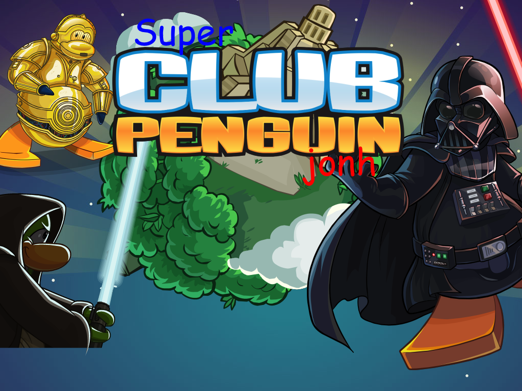 SuperClubPenguinjonh