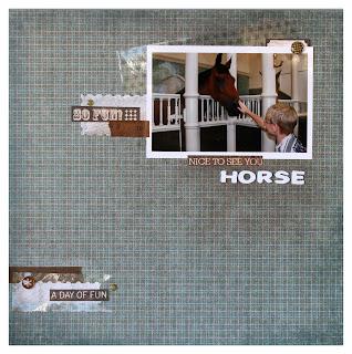 Layout HORSE