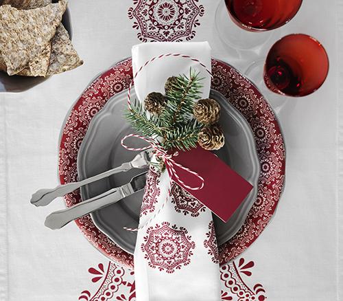 Decoración de Navidad de Ikea