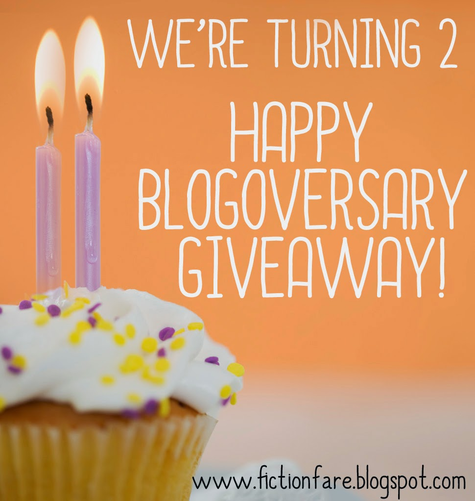 2 Year Blogoversary!