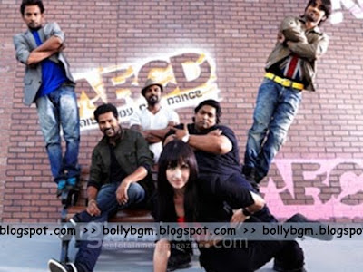 Movie name: ABCD Anybody can dance (2013) bollywood Hindi Movie
