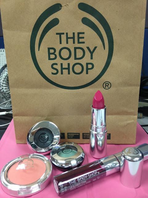 Reviews   The Body Shop Haul