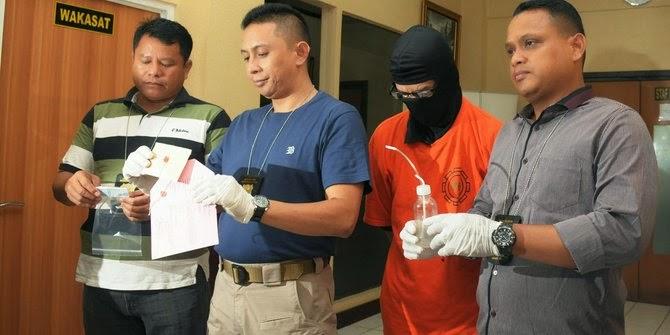 Fariz RM kronologis ditangkap memakai 3 jenis Narkoba