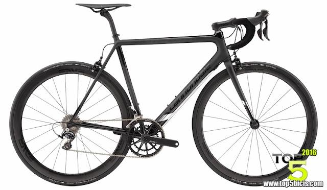 NUEVO SUPERSIX EVO BLACK, más ligera, bastante más rígida, y mucho más aerodinámica
