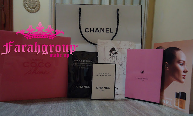 Chanel gifts