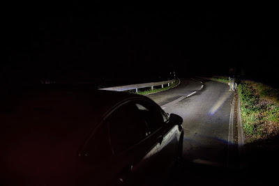 Ford Developing Advanced Lighting System To ID Potential Driving Hazards Before The Driver Does