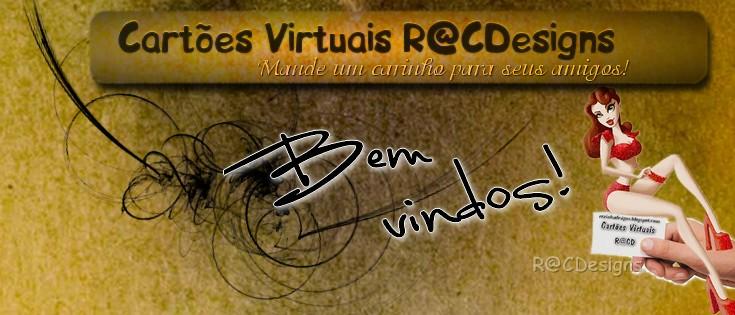 Cartões virtuais Rezinh@CDesigns