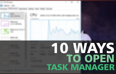 10 Ways To Open Task Manager On Windows