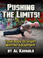 Body Strength with No Equipment
