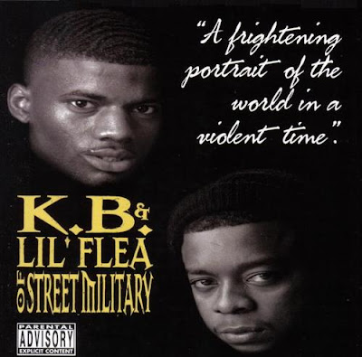 K.B. & Lil Flea Of Street Military – A Frightening Portrait Of The World In A Violent Time (CD) (1997) (320 kbps)