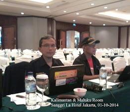Sanggri La Hotel Jakarta 01 Okt' 2014