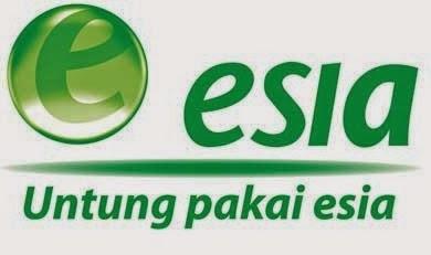Daftar Setting Paket Internet Esia