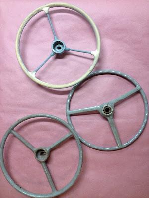 Heinkel Steering Wheels