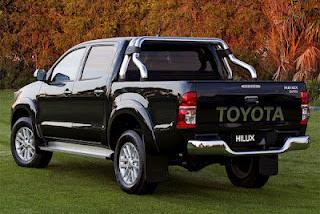 2014 Redesign ,2014 Toyota Highlander Spy Photos ,New Toyota Hilux