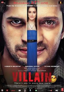 Watch The Villain (Ek Villain) (2014) movie free online