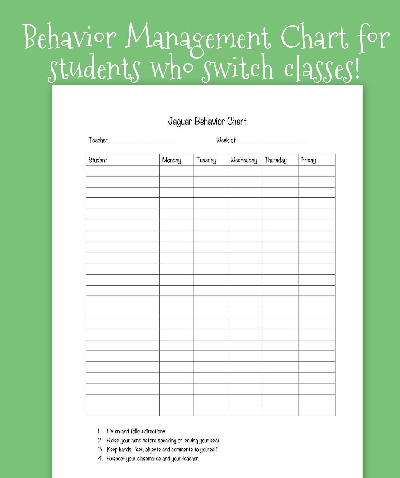 my personal classroom management plan The goals of my classroom management plan are  my personal classroom management  i am particularly interested in sharing my own personal.