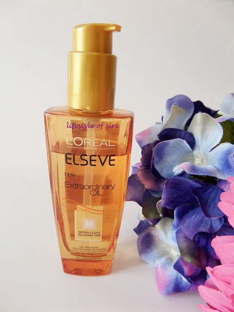 Loreal Elseve Extraordinary Oil