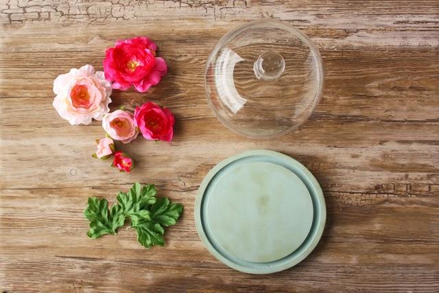 campana-cristal-flores-diy-decorativo-pasos