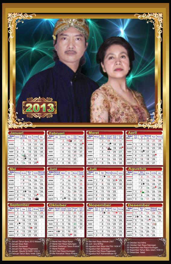 télécharger kalender 2013 dan 2014 cdr