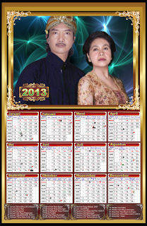 DOWNLOAD KALENDER CDR 2013