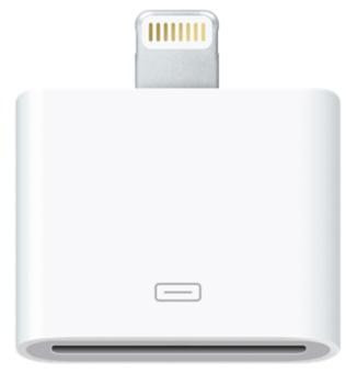 Apple iPhone 5 - Lightning Adapter 30-pin to 8-pin