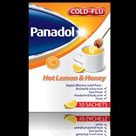 بنادول كولد اند فلو panadol cold and flu