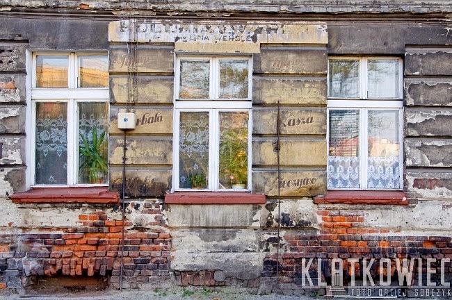 Kalisz: sklep kolonialy