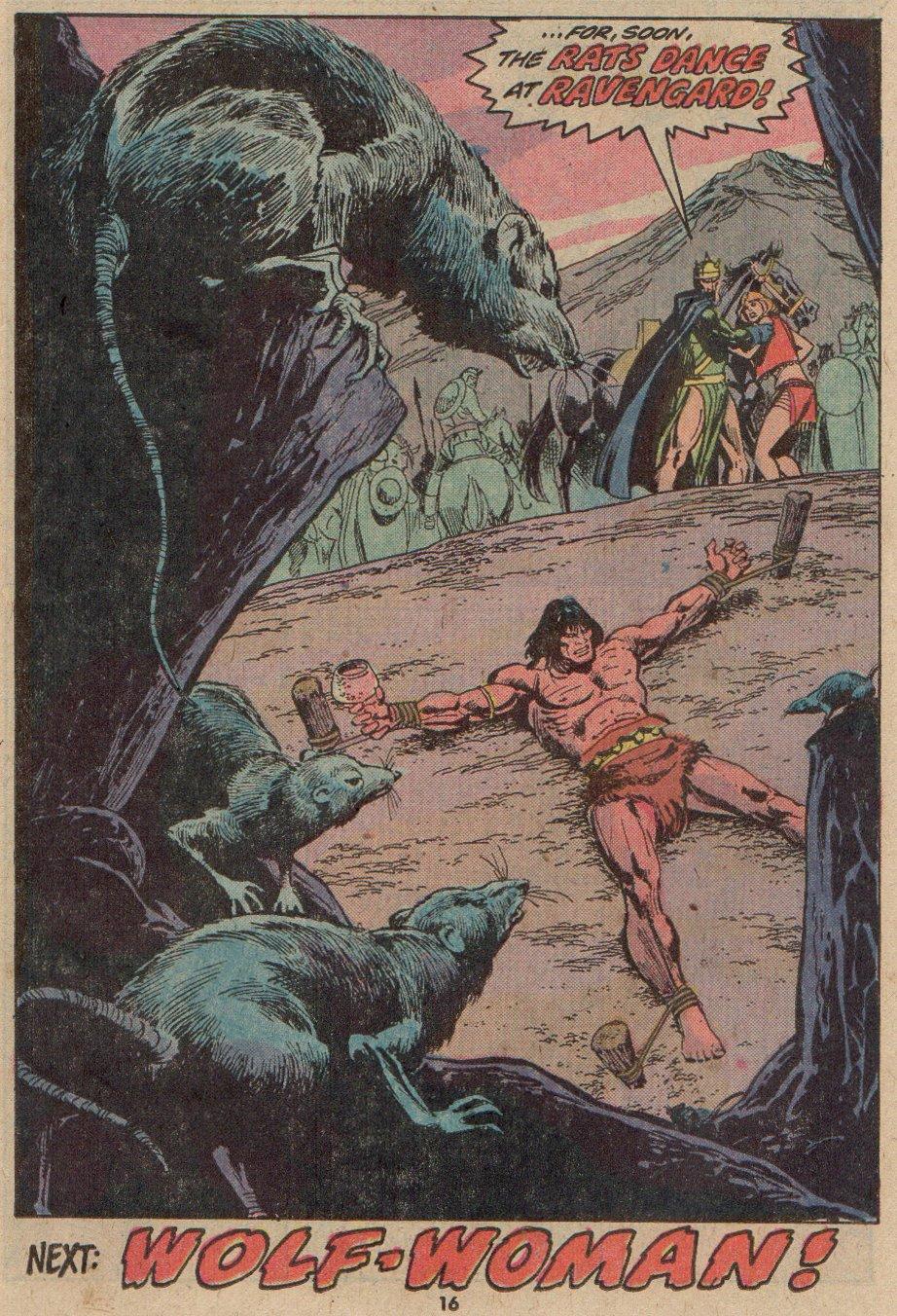 Conan the Barbarian (1970) Issue #48 #60 - English 11