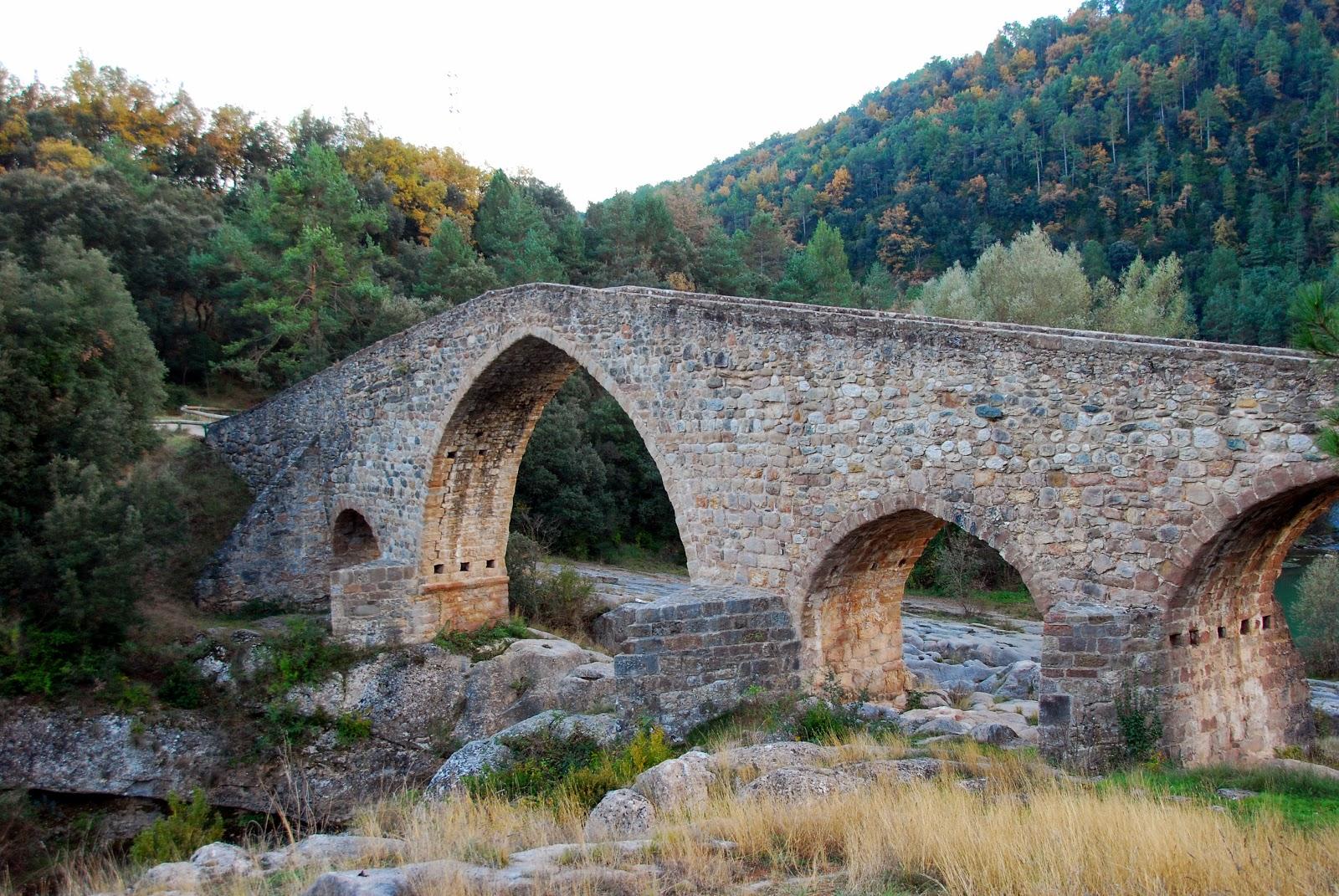 Del pont de pedret al santuari de la - Tiempo en sant quirze ...