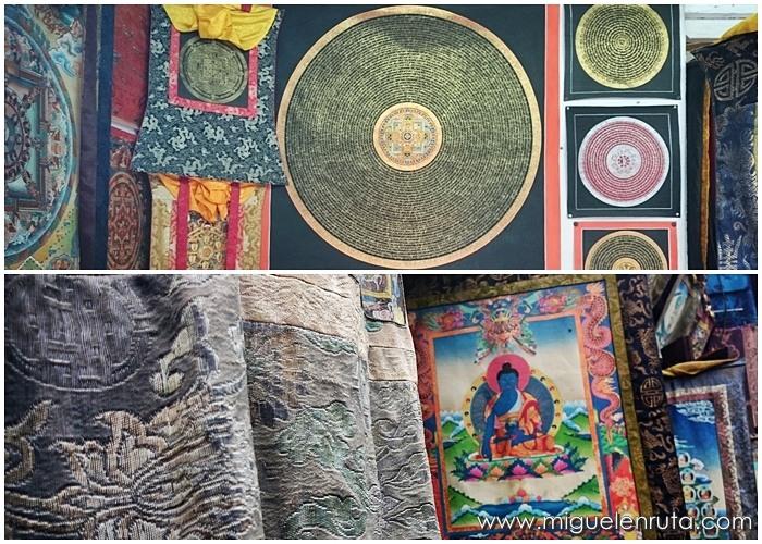 Thangka-art-Katmandu-Nepal-Tibet