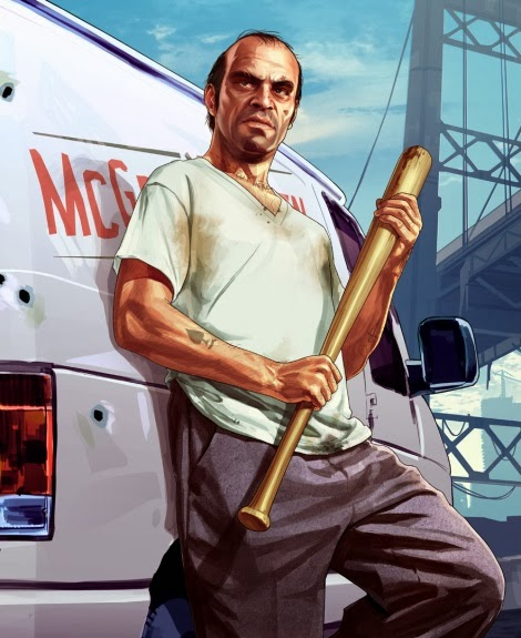 Trevor from Grand Theft Auto 5