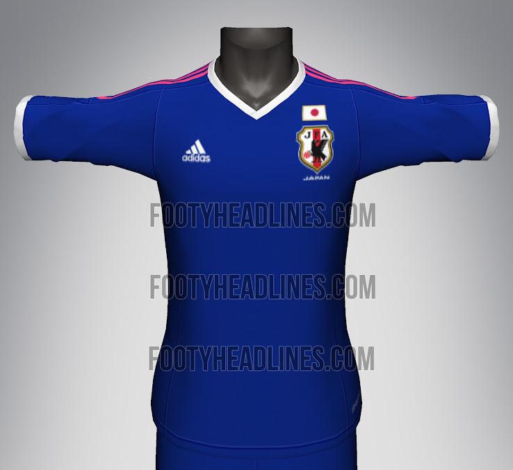 posibles camisetas para el mundial brasil 2014