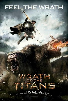 Watch Wrath of the Titans 2012 Hollywood Movie Online | Wrath of the Titans 2012 Hollywood Movie Poster