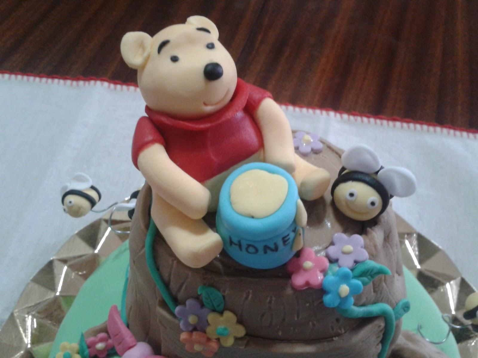 Cupcakes tenerife tarta winnie the pooh - Cupcakes tenerife ...