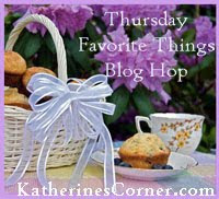 Katherine's Blog Hop Thursday