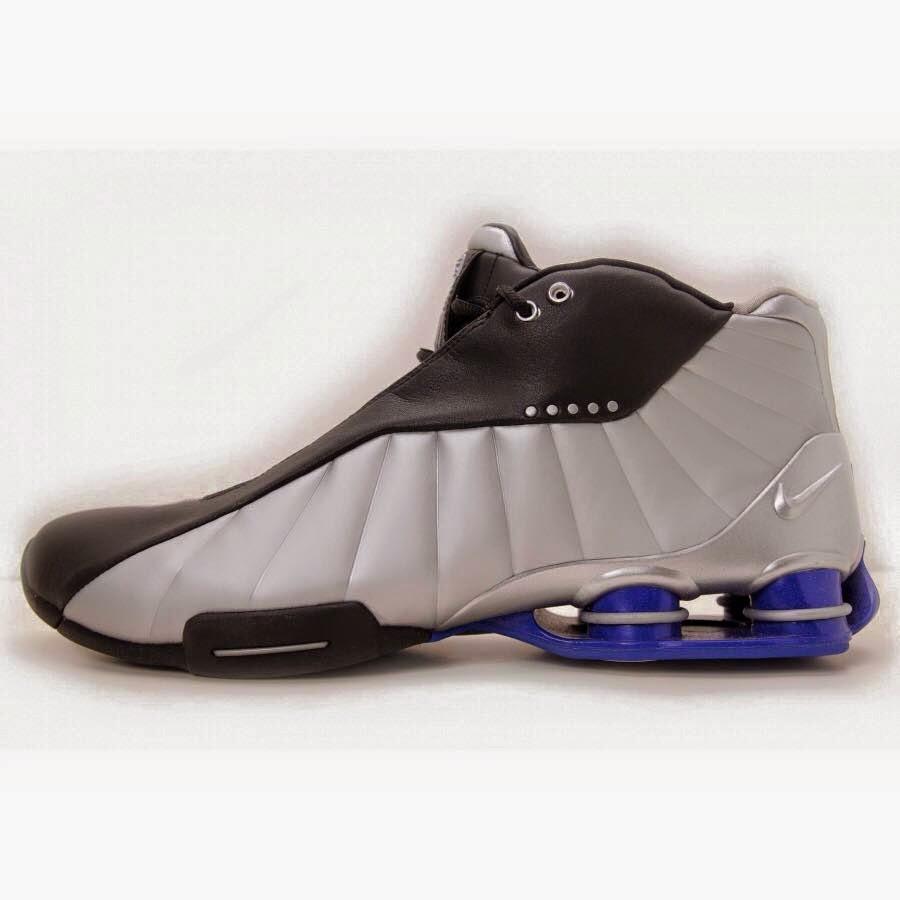 Vince Carter - nike shoes