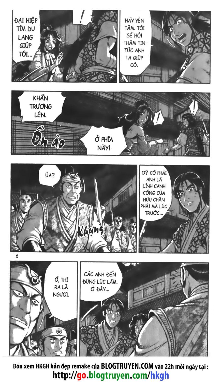 Hiệp Khách Giang Hồ - Hiệp Khách Giang Hồ Chap 348 - Pic 7
