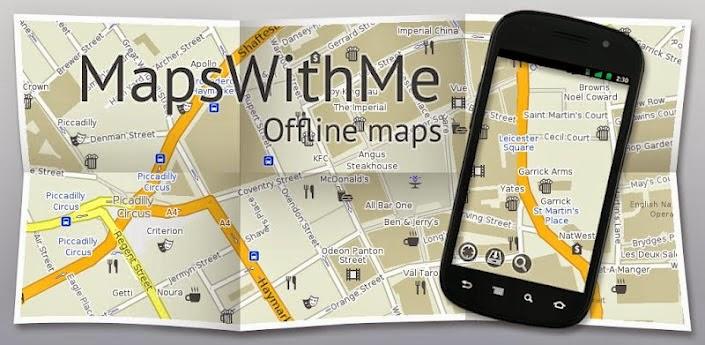 Daftar 3 Aplikasi GPS Offline Terbaik HP Android Gratis