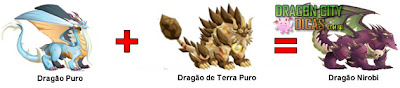 Dragão Nirobi - Cruzamento