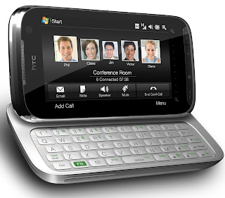 HTC touch pro 2 has  QWERTY keypad