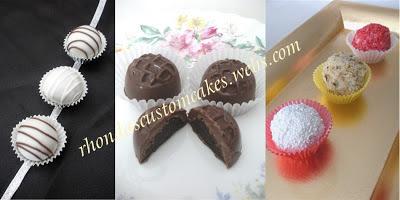 Cake Balls or Truffles?